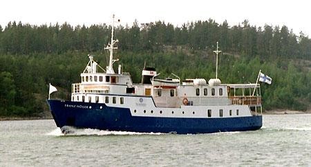 "Fjord Visjon - ""Verdens minste cruisebåt"" » Mads Bækkelund"