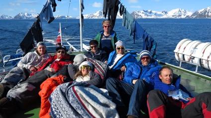 NRK Oppdrag Sognefjorden & Oppdrag Nord Norge » Mads Bækkelund