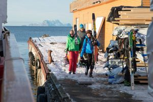 Norwegian Fjord Visjon explorer : Mads Bækkelund